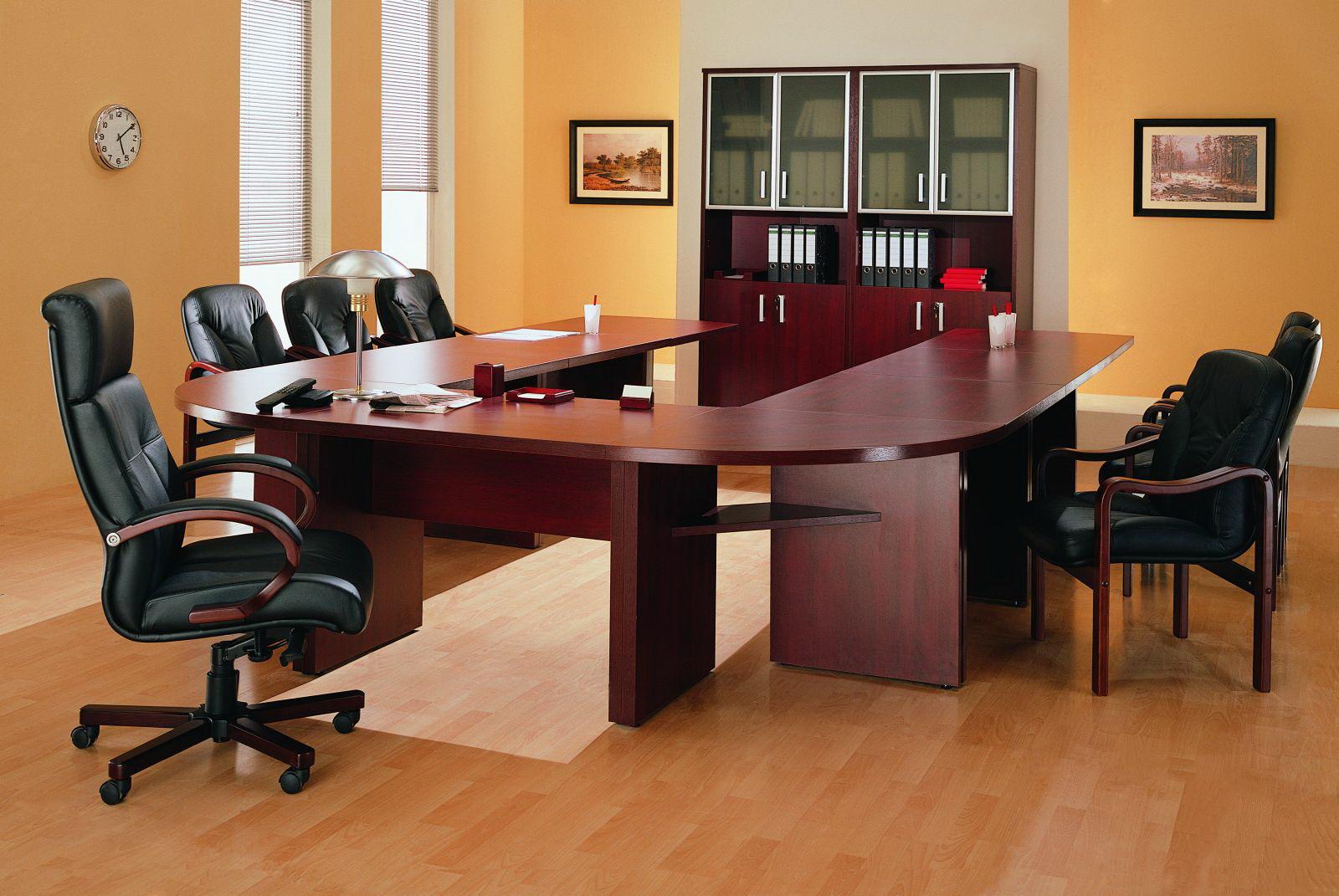 Выбор мебели для офисного помещения