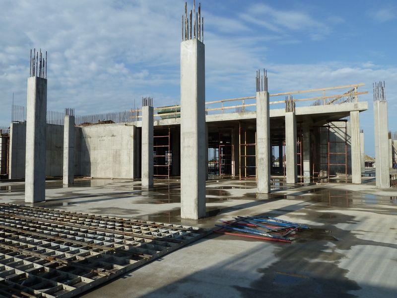 Железобетонные конструкции: Особенности и преимущества