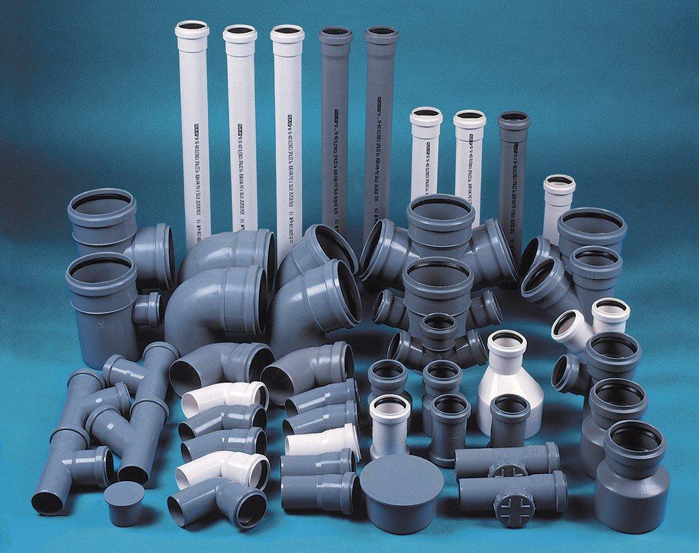 Канализационные трубы: Виды, особенности