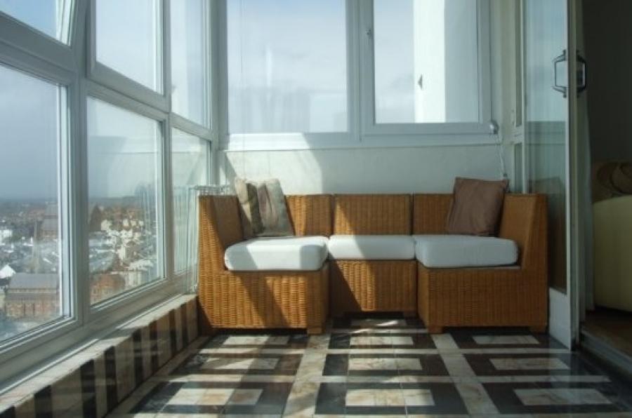 Особенности балкона под ключ
